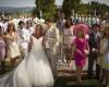 Platinafilm voor de Toscaanse Bruiloft