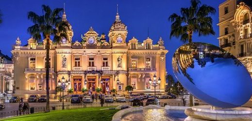 Het casino van Monte Carlo