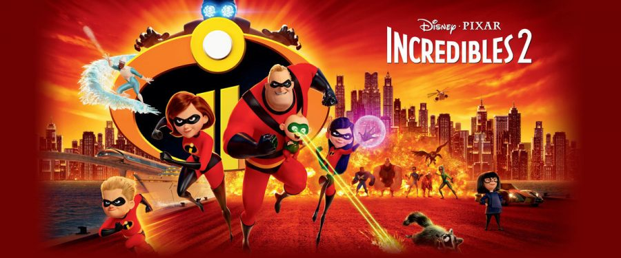 Incredibles 2 filmposter